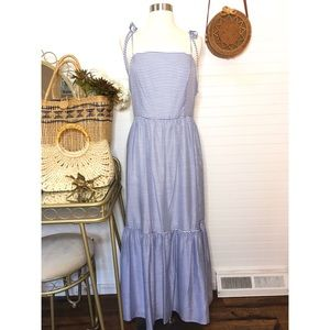 NEW Gianni Bini Striped Maxi Dress